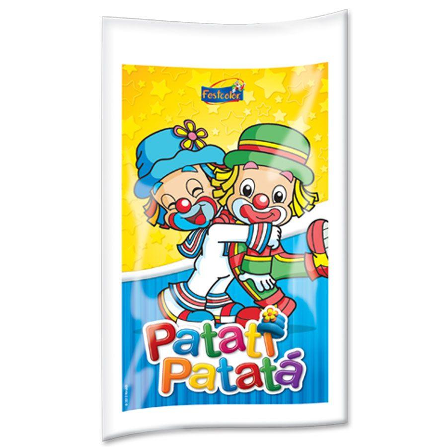 Sacola Surpresa Patati e Patatá Baby - 8 unidades