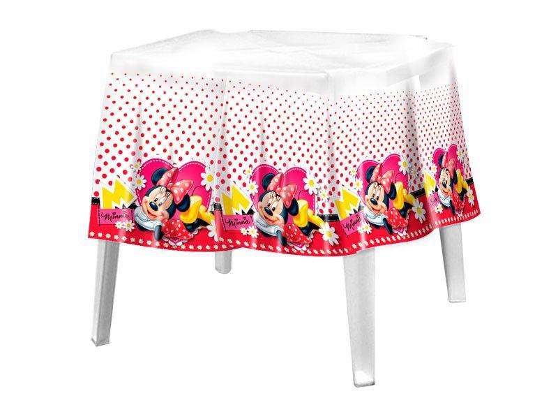 Toalha de Mesa Minnie Mouse