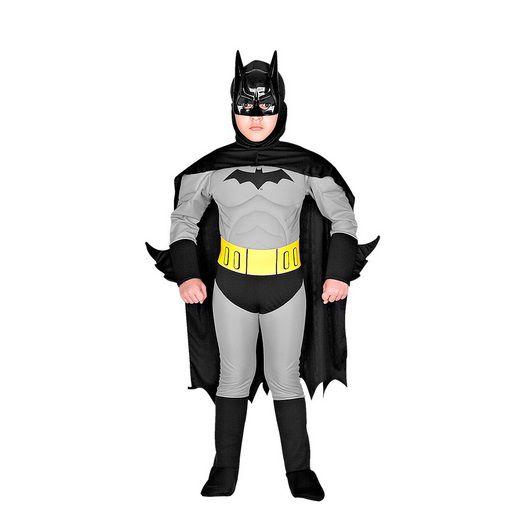 Fantasia Batman Luxo Infantil
