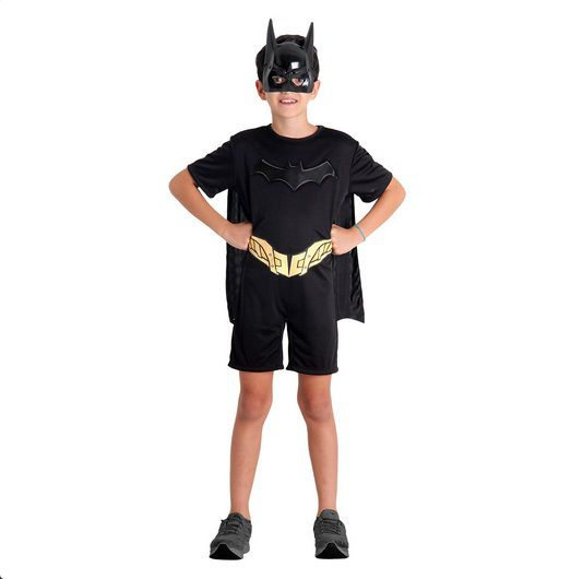 Fantasia Batman Beware Pop Infantil