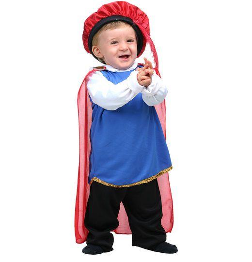Fantasia Príncipe Bebê