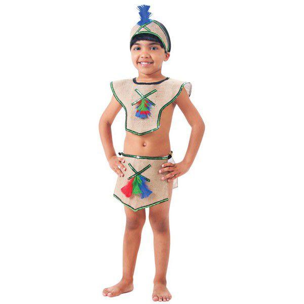 Fantasia Índio Basic - Infantil