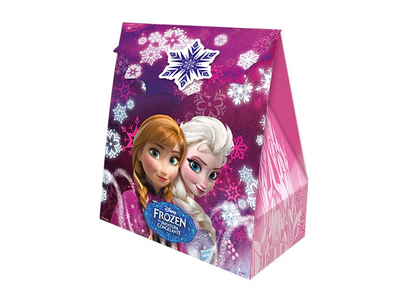 Caixa Surpresa Frozen - 8 unidades