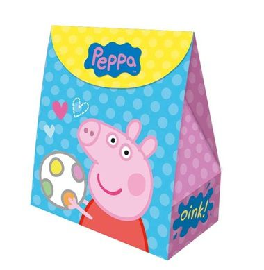 Caixa Surpresa Peppa Pig - 8 unidades