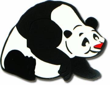 Mini Painel Urso Panda E.V.A