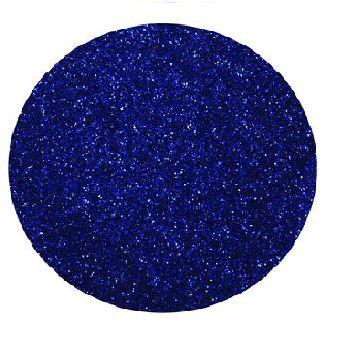 Gliter PVC 500g - Azul Escuro