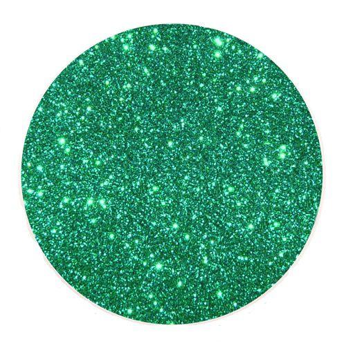 Gliter PVC 500g - Verde