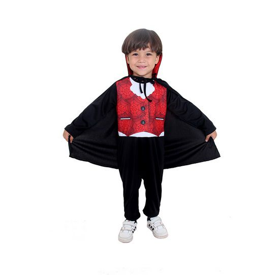 Fantasia Conde Drácula - Infantil