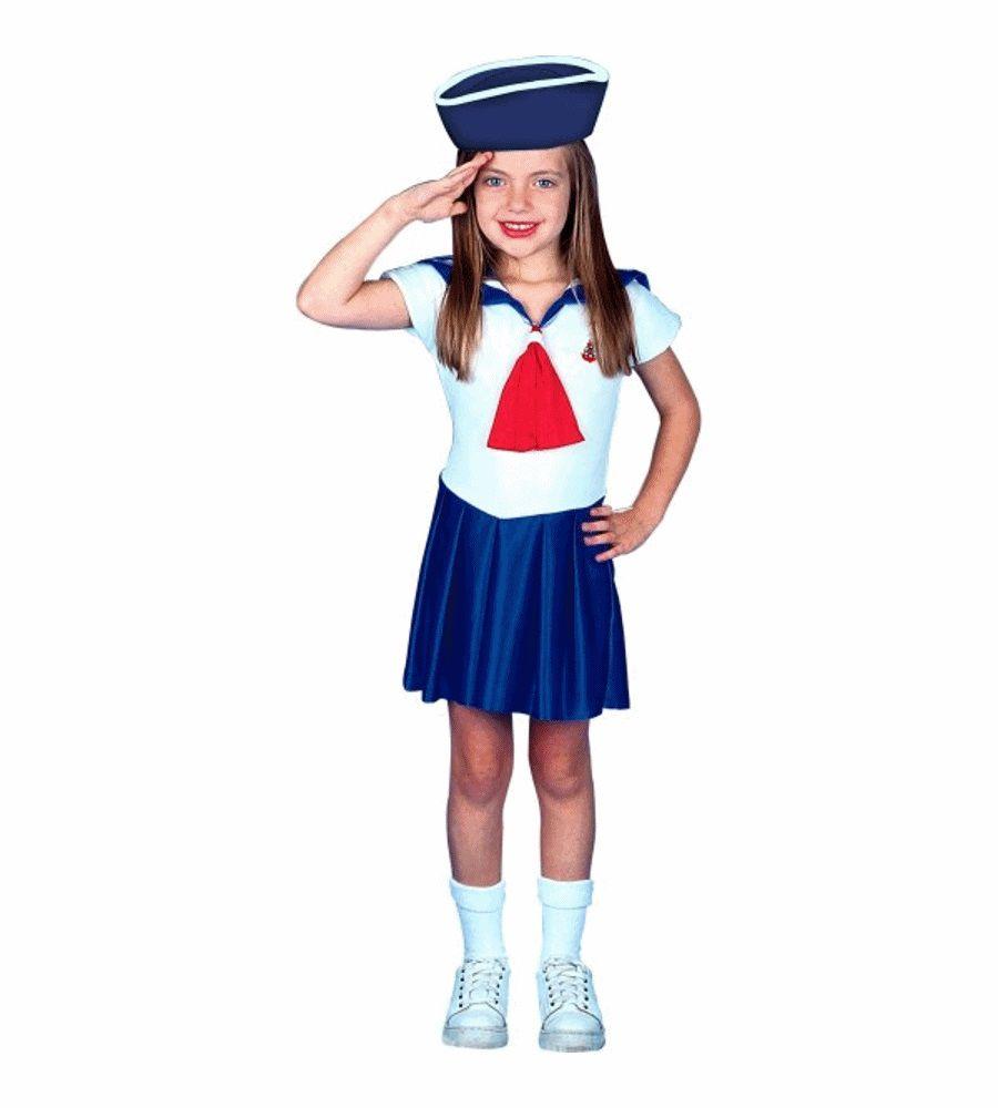 Fantasia Marinheira - Infantil