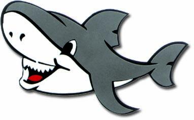 Mini Painel Tubarão E.V.A