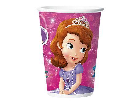 Copo Princesinha Sofia