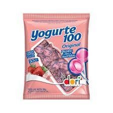 Pirulito Yogurte - 525 gramas