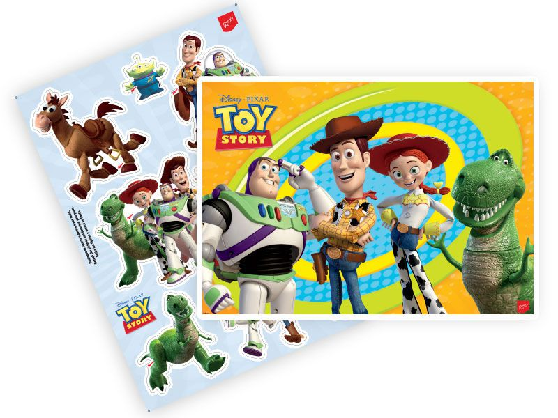 Kit Decorativo Toy Story