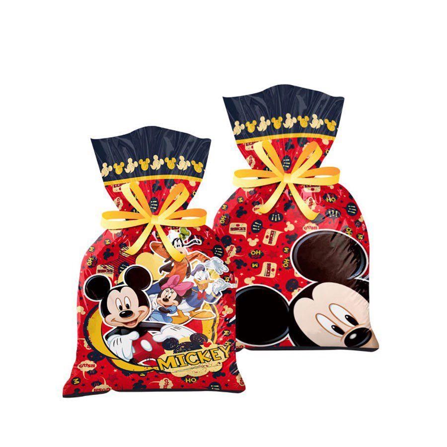 Sacola Surpresa Mickey Clássico - 8 unidades