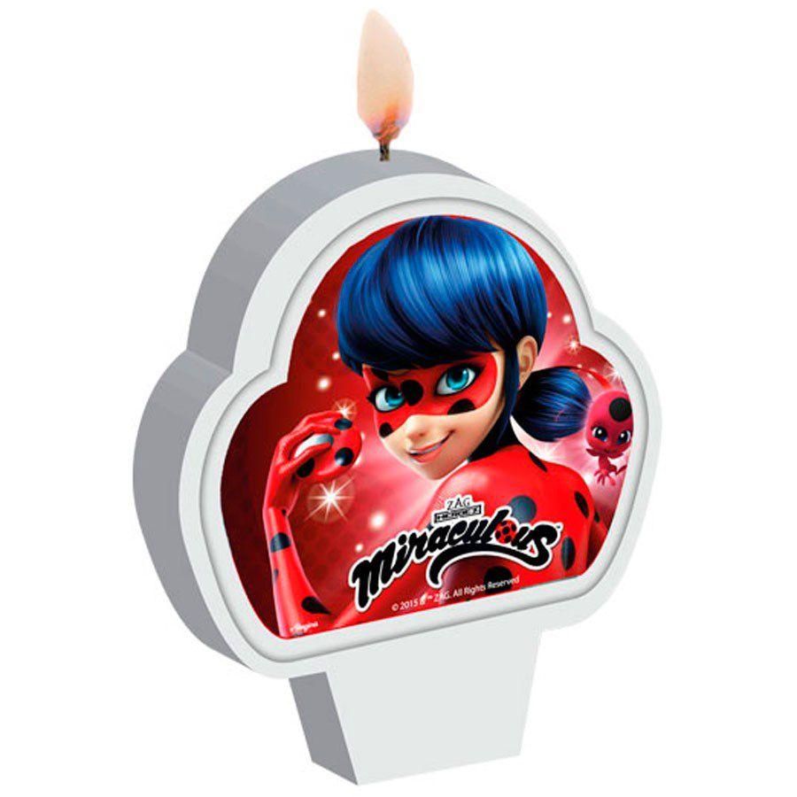 Vela Ladybug-Miraculous