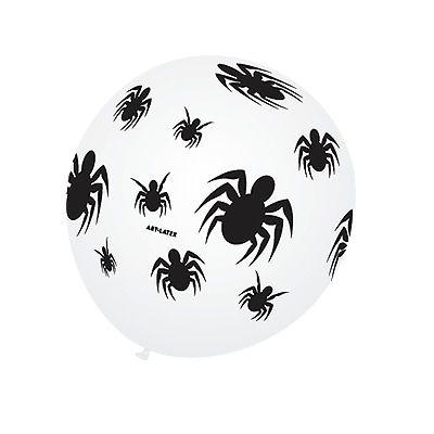 Balão decorado Aranha - 25 unidades