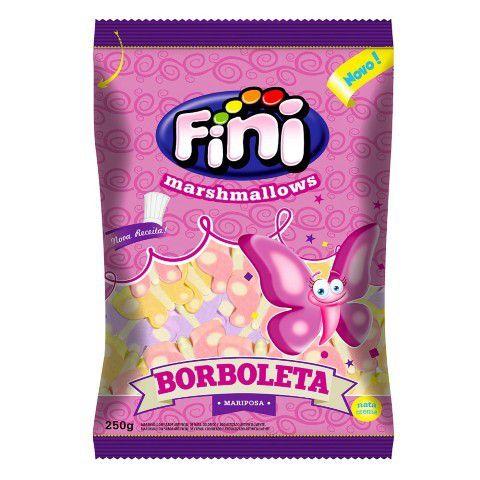 Marshmallows Fini Borboleta 250g