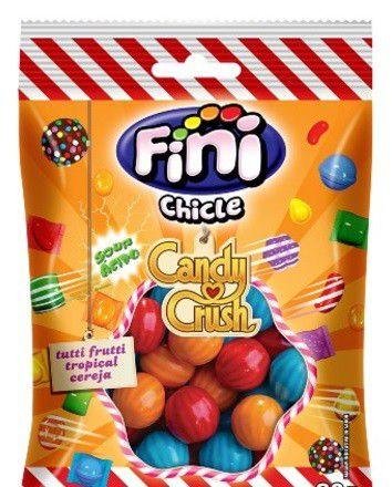 Chicletes Candy Crush FINI