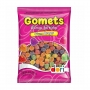 Bala de Goma Gomets Gum Drops Sortidas - 700g