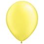 Balão Candy Amarelo - 9 Polegadas - 25 Unidades