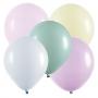 Balão Candy Color Sortido - 9 Polegadas - 25 Unidades
