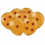 Balão Dragon Ball - 9 Polegadas - 25 unidades