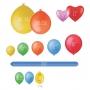 Balão Estampado Pirata Preto - 11 Polegadas - 25 Unidades