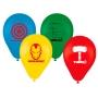 Balão Vingadores - 9 Polegadas - 25 Unidades