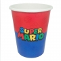Copo Super Mario - 8 Unidades