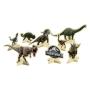 Enfeite de mesa Jurassic World  -  8 unidades