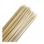 Espetos de Bambu para Churrasco e Espetinho - 40 Unidades