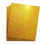Folha de EVA com Glitter - 5 Unidades