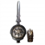 Kit Medieval - Espada Bracelete Escudo
