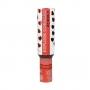 Lança Confete Coração Vermelho Explode Papel Crepom - 30cm