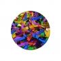 Lança Confete Granada Chuva Colorida Papel Metalizado - 30cm