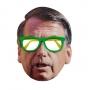 Máscara Bolsonaro