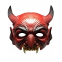 Máscara Diabo Halloween
