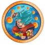 Prato Dragon Ball - 8 Unidades