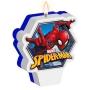 Vela de Aniversário Homem Aranha