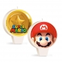 Vela de Aniversário Super Mario Plana