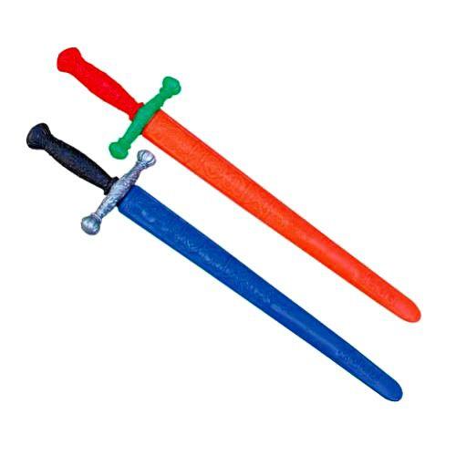 Espada Medieval de Plástico