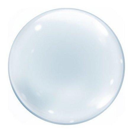 Balão Bubble Transparente - 24 Polegadas - 60cm