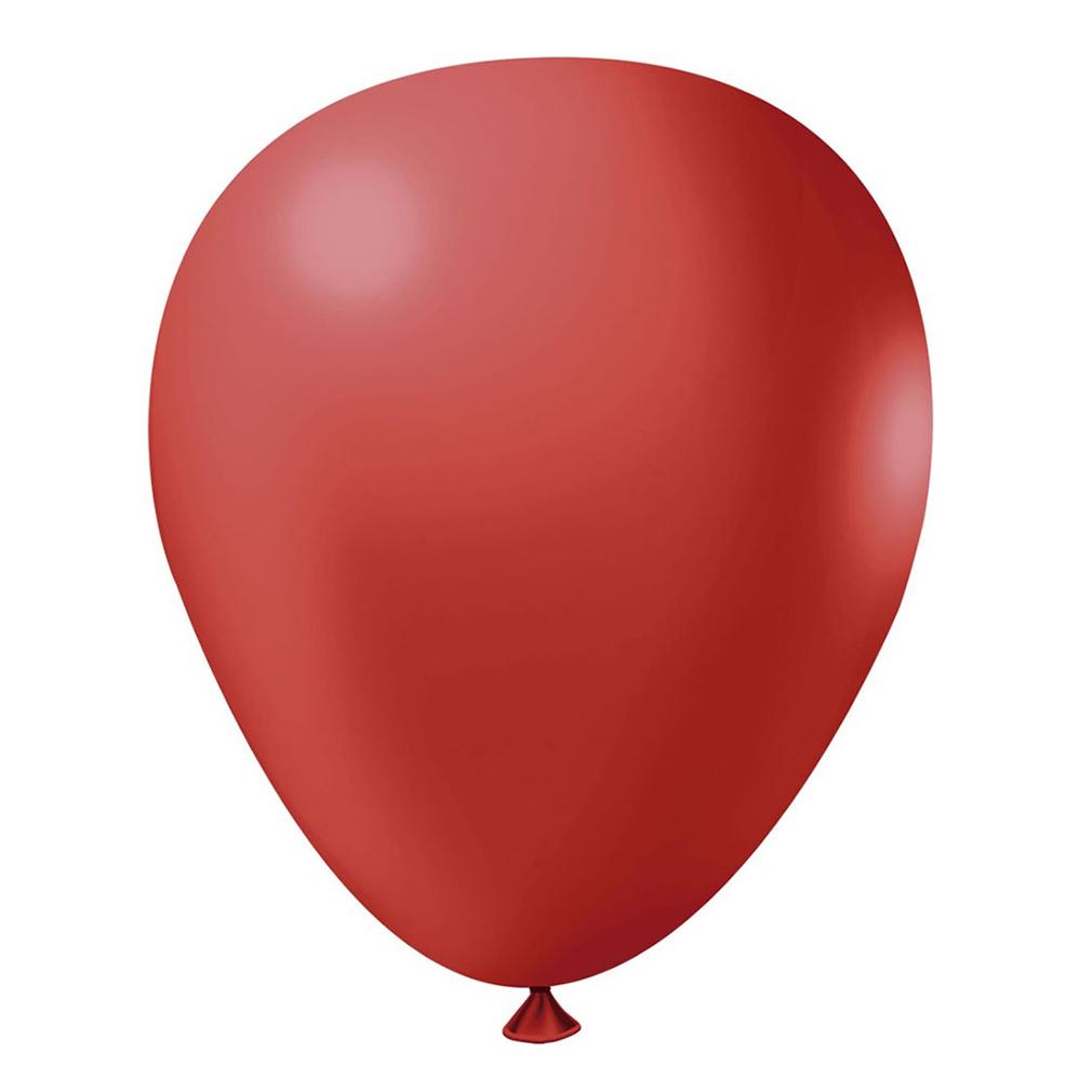 Balão Gigante Vermelho - 25 Polegadas