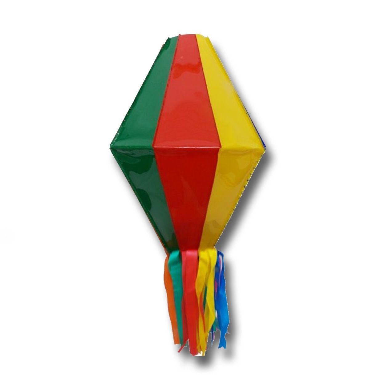 Balão Junino Especial Colorido - 70cm