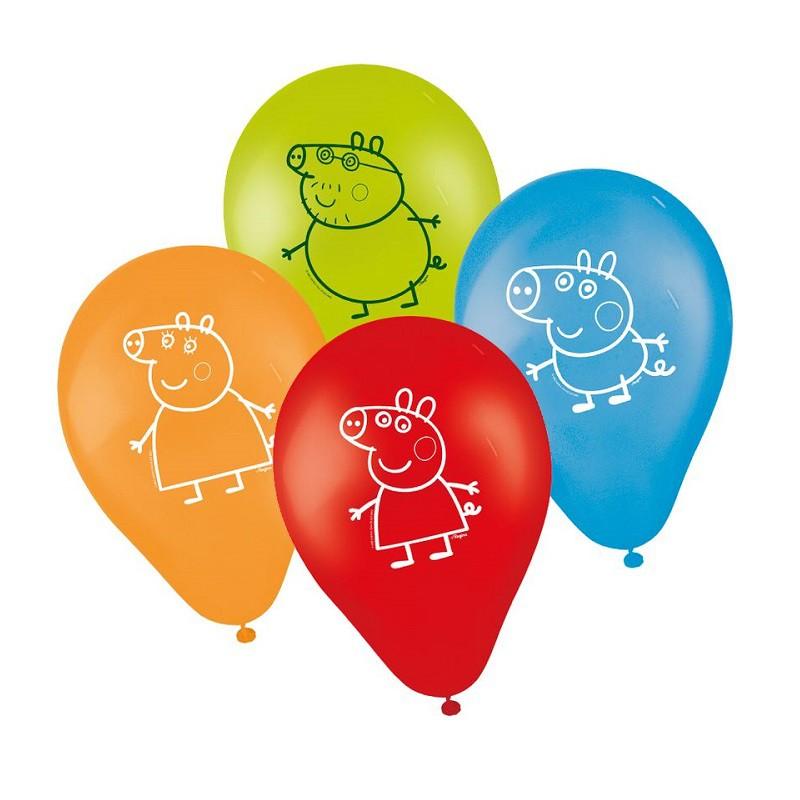 Balão Peppa Pig - 25 Unidades