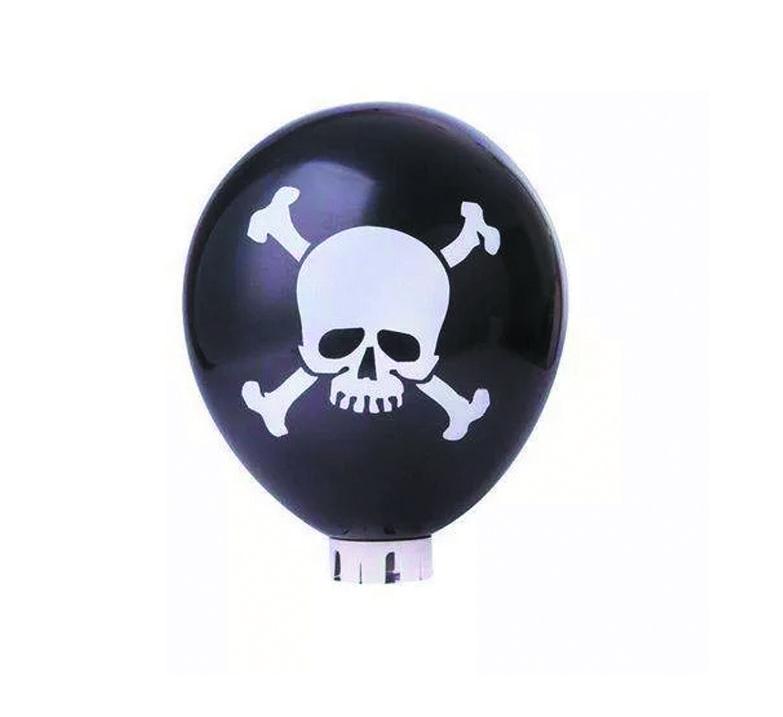 Balão Pirata - 25 unidades