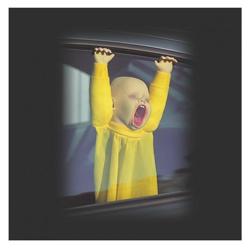 Bebê Assustado Halloween