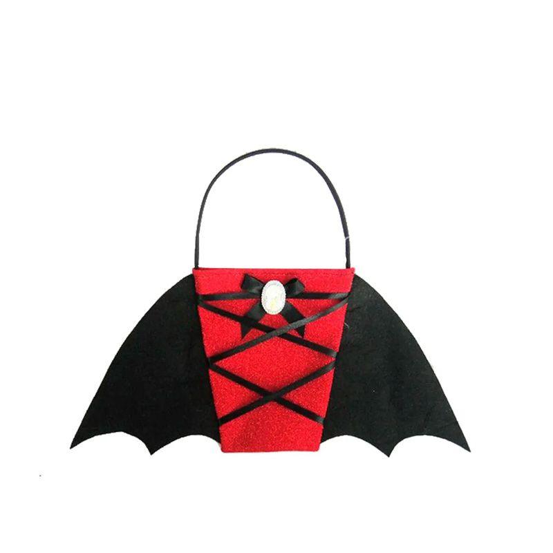 Bolsa com Asas Morcego Halloween