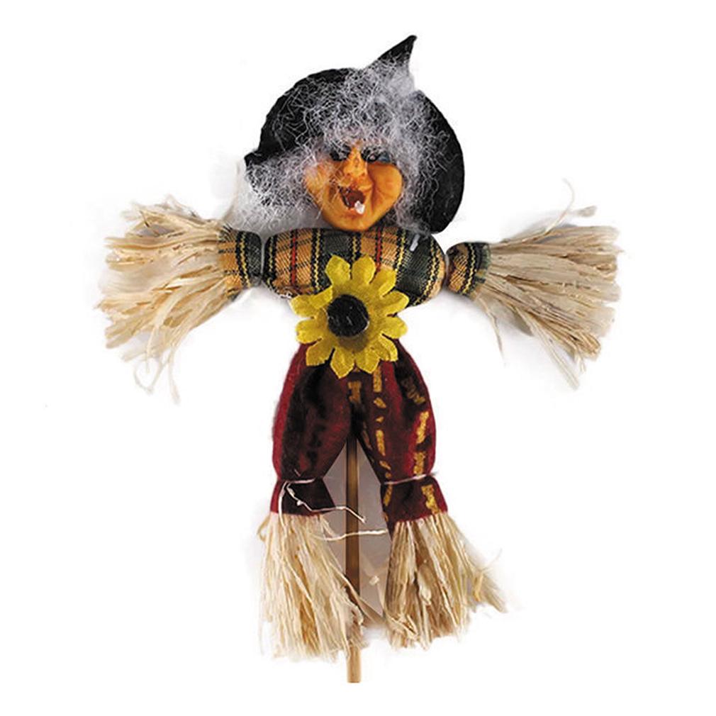 Bruxinha no Palito Halloween