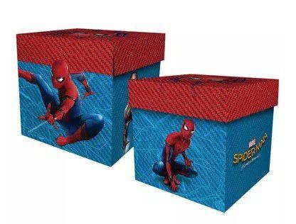 Caixa Surpresa homem aranha - 8 unidades